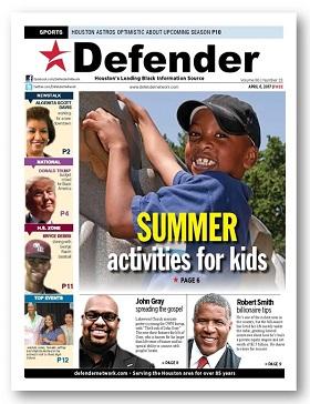 Defender e-Edition April 06, 2017