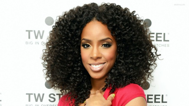 kelly rowland inspired curly hair - best curly hair style 2018