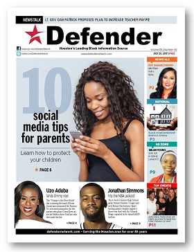 Defender July 20 Cover
