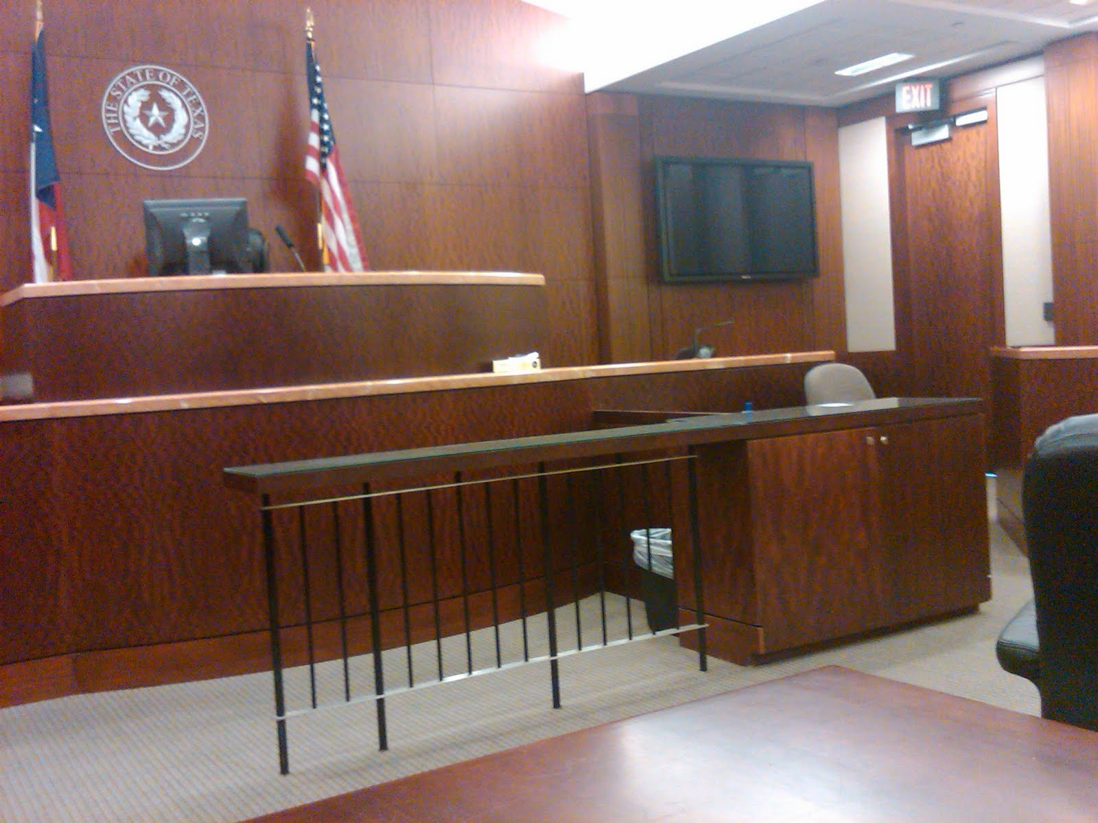 Jury Duty Canceled In Harris County Through Oct 13