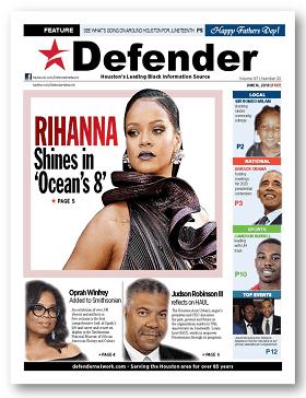 June 14 Houston Defender e-Edition