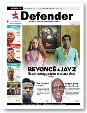 Houston Defender June 21