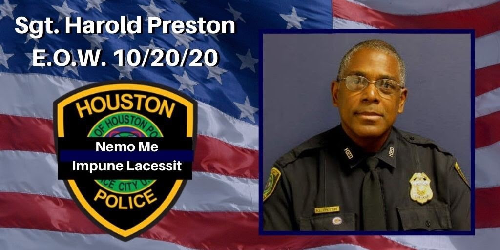 Sgt Harold Preston