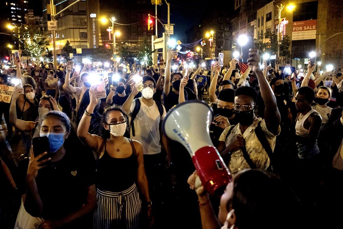 Activist John Quashie creates JustUs app to facilitate peaceful protests