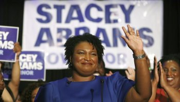 Stacey Abrams outlines road to Dem victory in GA Senate run-offs with national implications