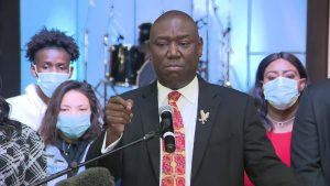 Ben Crump: 'Black America's attorney general' seems to be everywhere