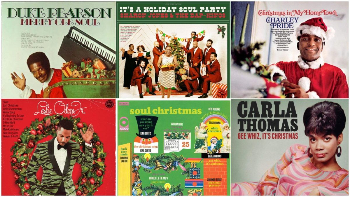 Here's a Black-tastic, Afroclectic holiday playlist for 2020