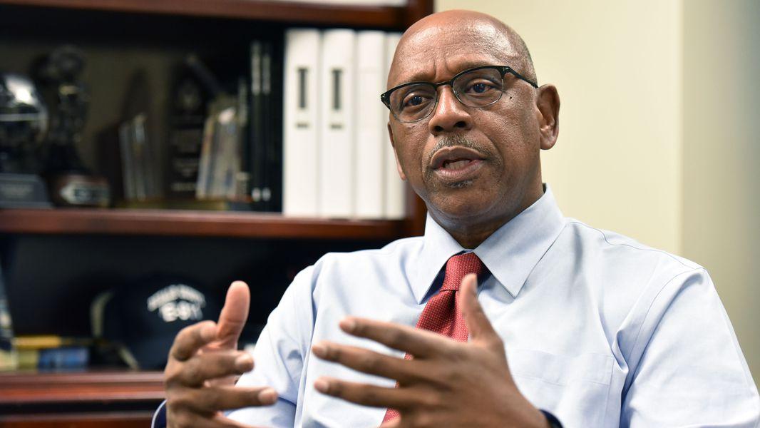 Redesign of Public Safety Series: Dr. Cedric Alexander speaks on police reform