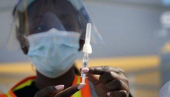 Fewer Black kids getting flu shots, worrying CDC officials