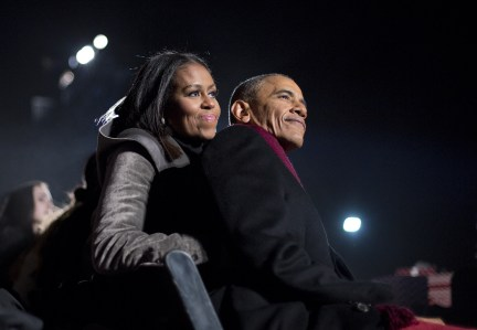 Obamas producing Netflix comedy about 2016 Trump transition