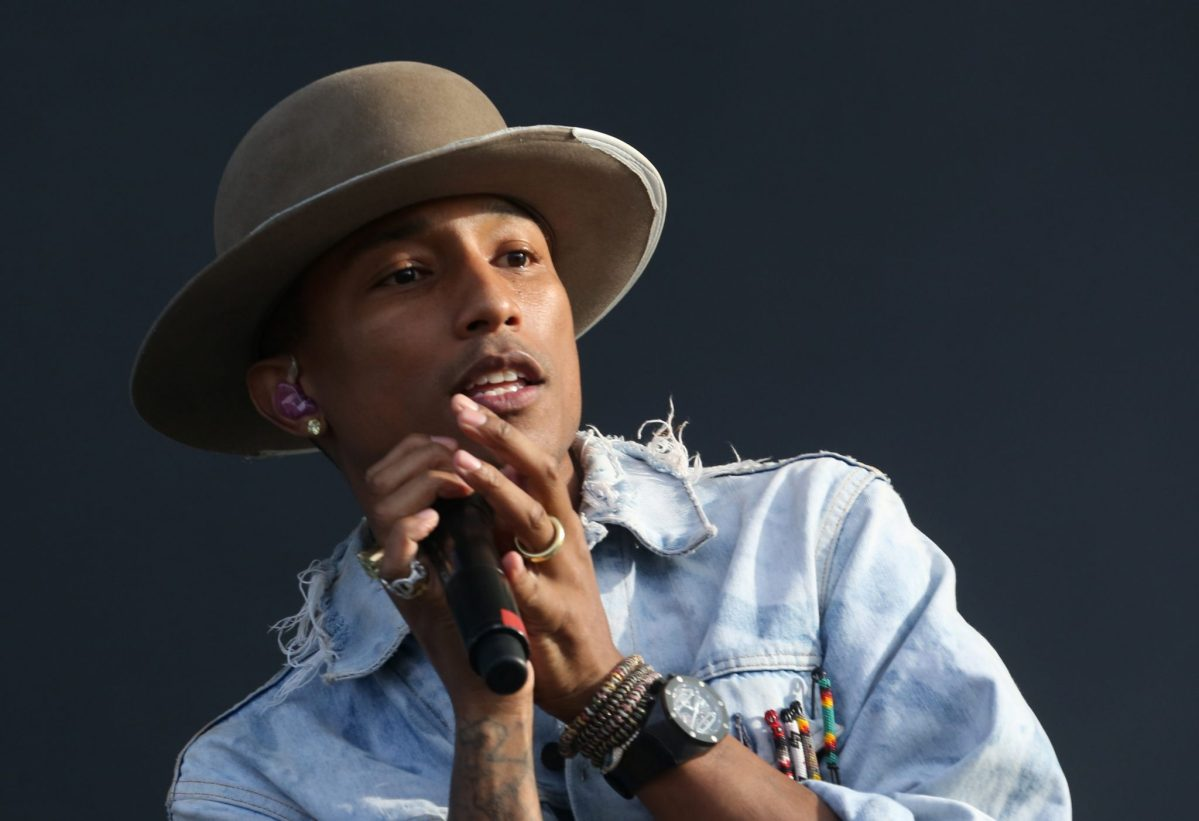 Pharrell launches Black Ambition initiative for Black and Latinx entrepreneurs