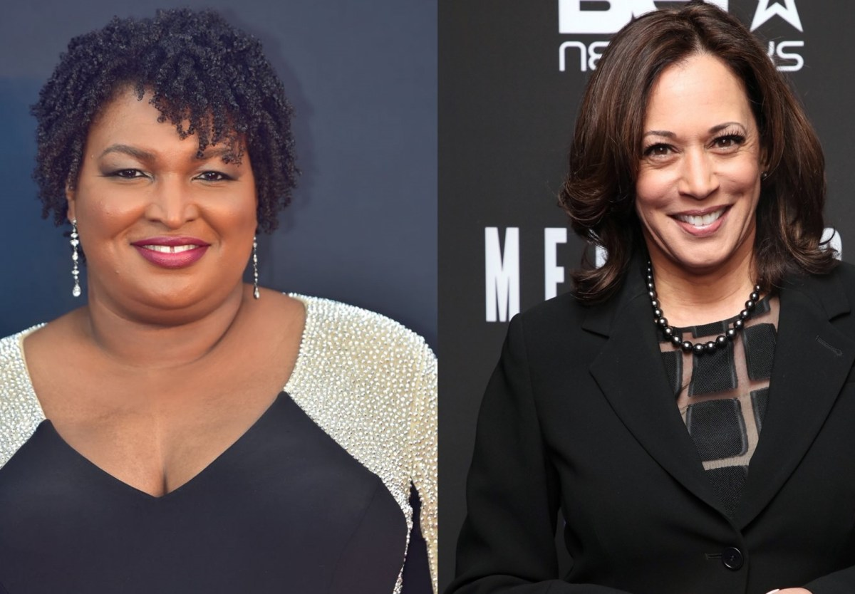 Harris, Abrams named to Forbes' 'most powerful women' list