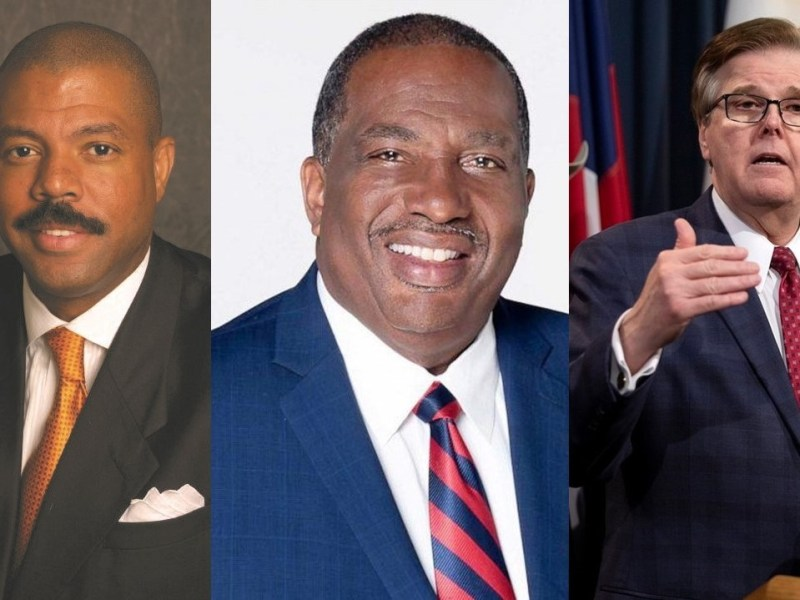 State of BLACK TEXAS: Top lawmakers speak on big issues of 2021