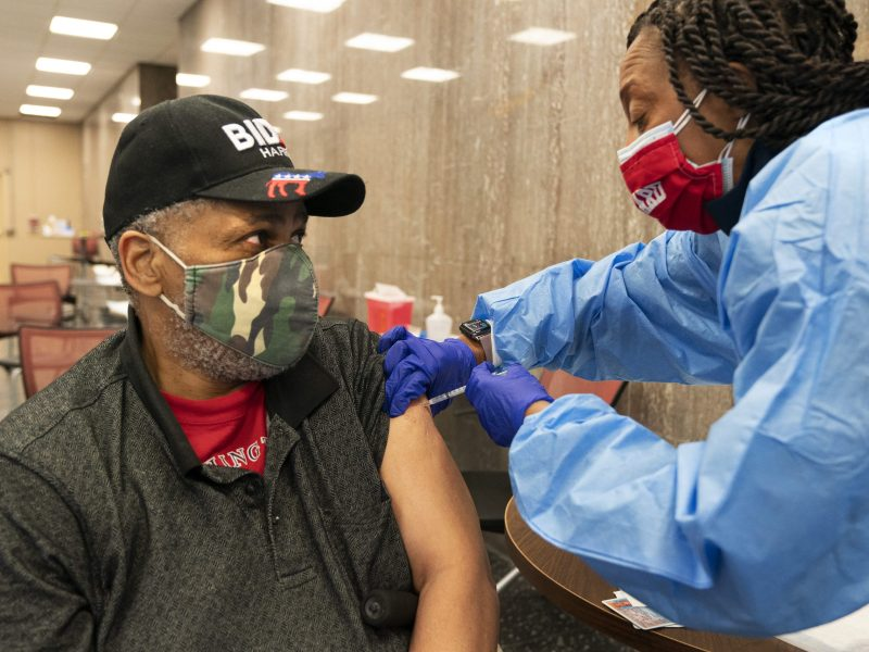 StraightTALK: Dr. Abdul Haleem Muhammad addresses the COVID-19 vaccine