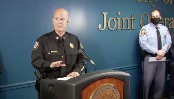 GA Sheriff Jay Baker, who said suspected spa shooter had 'a bad day' posted anti-Asian t-shirts
