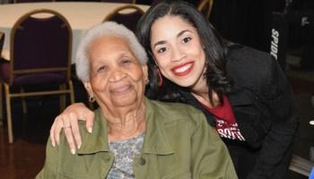 Amanda Edwards sponsors Texas winter storm seniors check-in phone bank