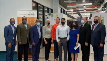 Mayor Turner kicks off 2021 Hire Houston Youth Program Youth