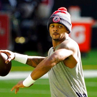 Texans GM Nick Caserio discusses quarterback Deshaun Watson