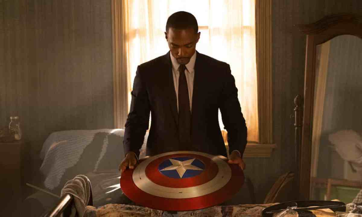 'The Falcon And The Winter Soldier' openly confronts U.S. legacy of racism