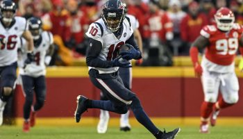 Ex-Texan DeAndre Hopkins' NFL future unsure due to new COVID-19 rules