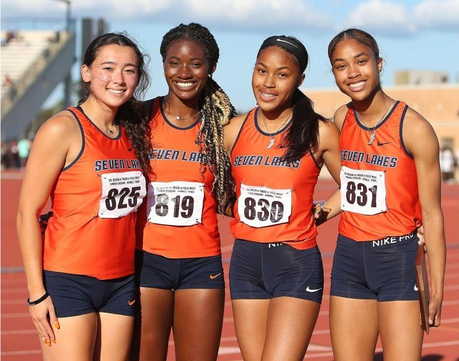 H-Town Sets Mark at State Track in Austin