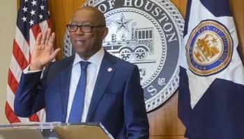 Mayor Sylvester Turner new president of African American Mayors Association