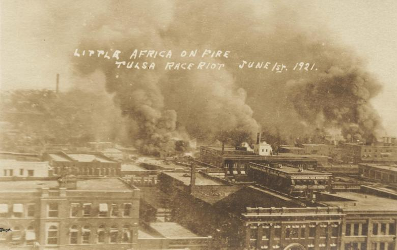 100 years after Tulsa Race Massacre, the damage remains