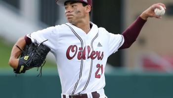 Pearland Pitcher Mark Zapata Never Quits