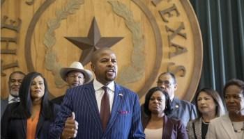 Black issues from the Texas Legislature