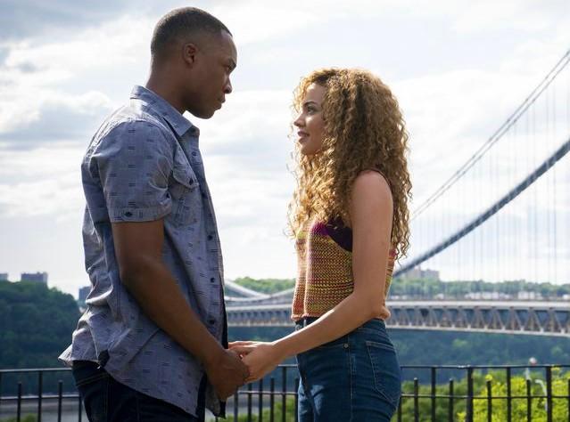 'In The Heights' stars Corey Hawkins, Leslie Grace provide Afro-Latinx flavor