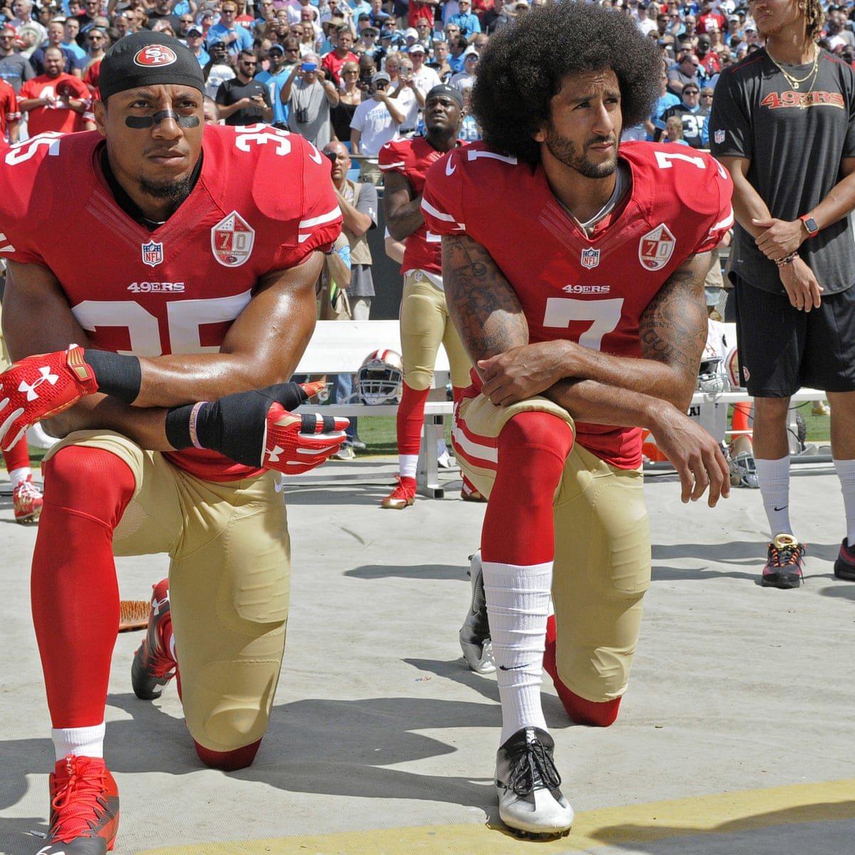 NFL player Eric Reid slams NFL for 'Race-Norming' to determine brain injury payouts