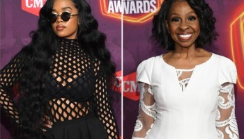 H.E.R., Gladys Knight turn out the 2021 CMT Awards
