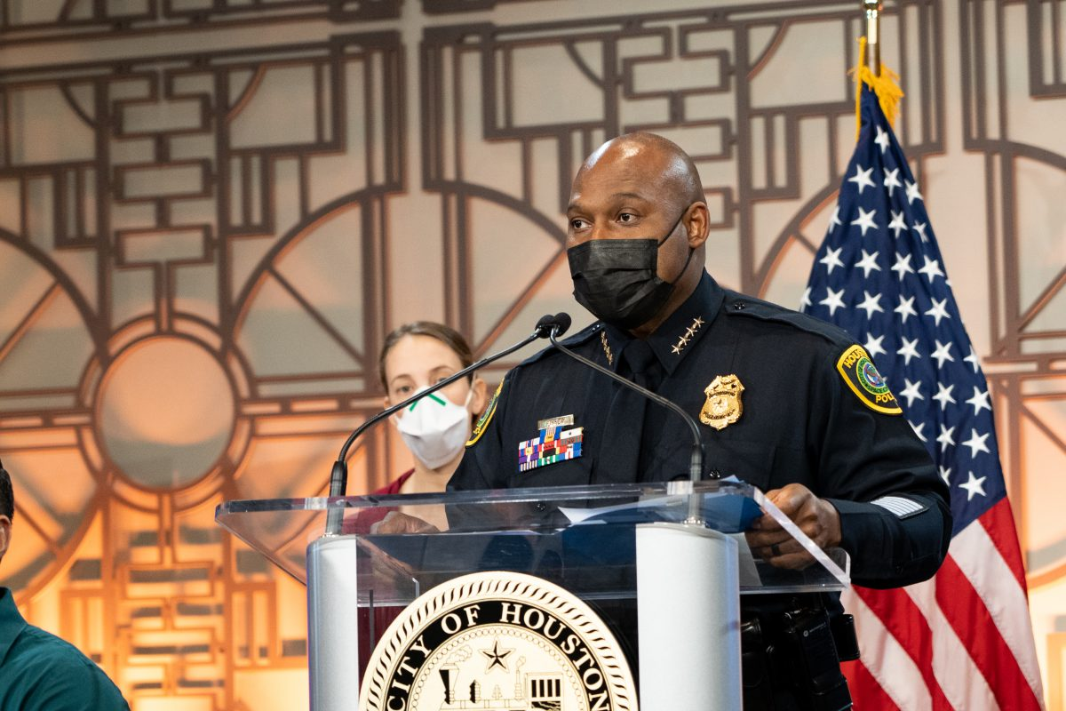 HPD Chief Troy Finner: Pandemic suspension of social services main reason for Houston's crime increase