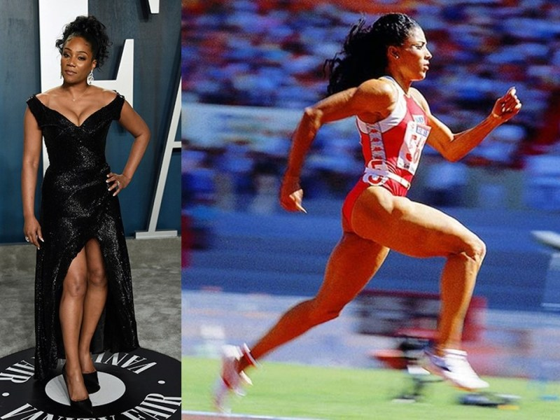Tiffany Haddish to play Olympic icon Florence Griffith Joyner in new biopic