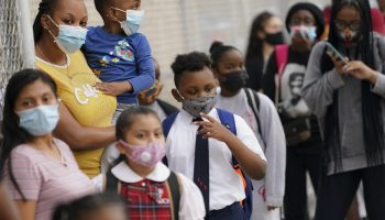 Texas Education Agency: schools must inform families of COVID-19 cases