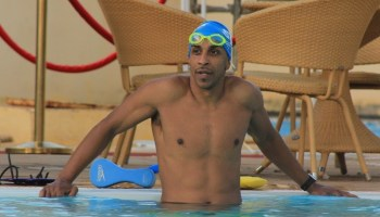 US-born swimmer Siphiwe Baleka blocked from representing ancestors' home Guinea-Bissau, in Olympics