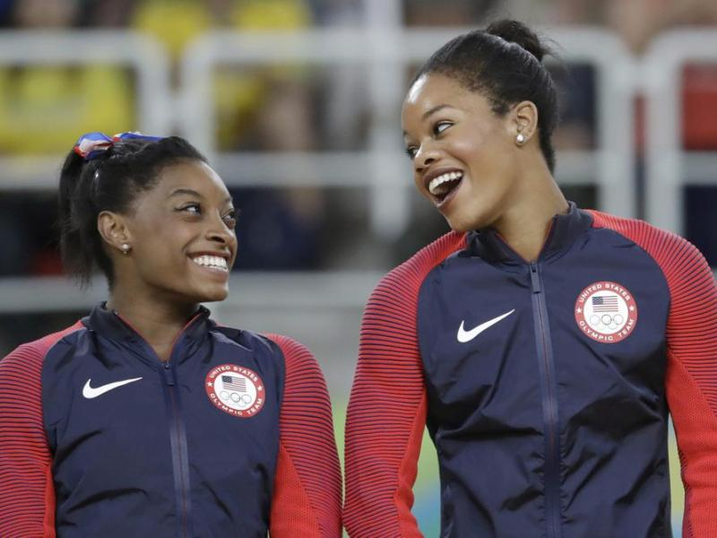 'This can be me': Simone Biles fuels rise in Black participation in gymnastics
