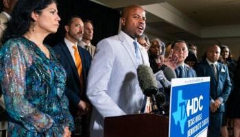 VIDEO: Managing Editor ReShonda Tate shouts out Texas Dems' fighting spirit