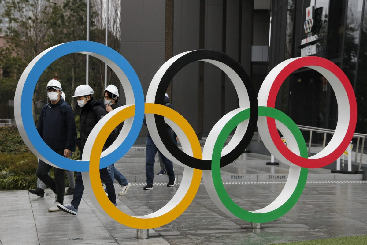 Tokyo COVID-19 cases hit 6-month high on eve of Olympics