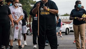 National, Texas activists begin 27-mile 'Selma-like' march for voting rights