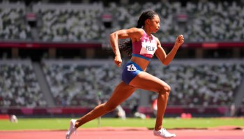 Medal 11 for Allyson Felix, now most decorated US Olympic track athlete