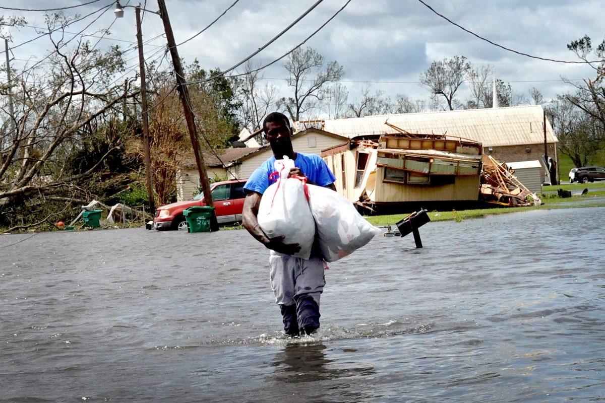 Photo Gallery: Hurricane Ida