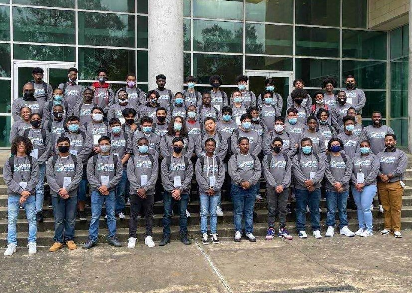 HISD launches Miles Ahead education initiative for high school men of color