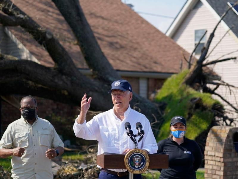 FEMA ends policy that denies Blacks disaster relief funds
