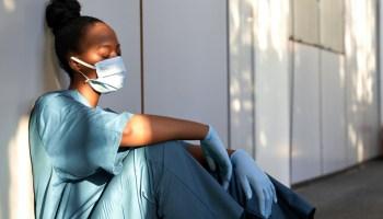 Black nurses speak on nursing shortage, COVID 4.0 and more