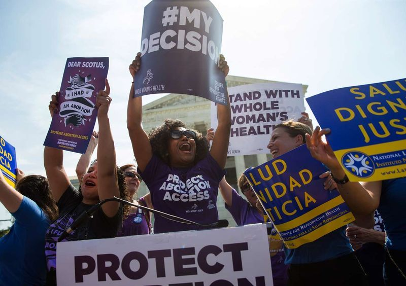 Federal judge considering temporarily blocking Texas abortion ban