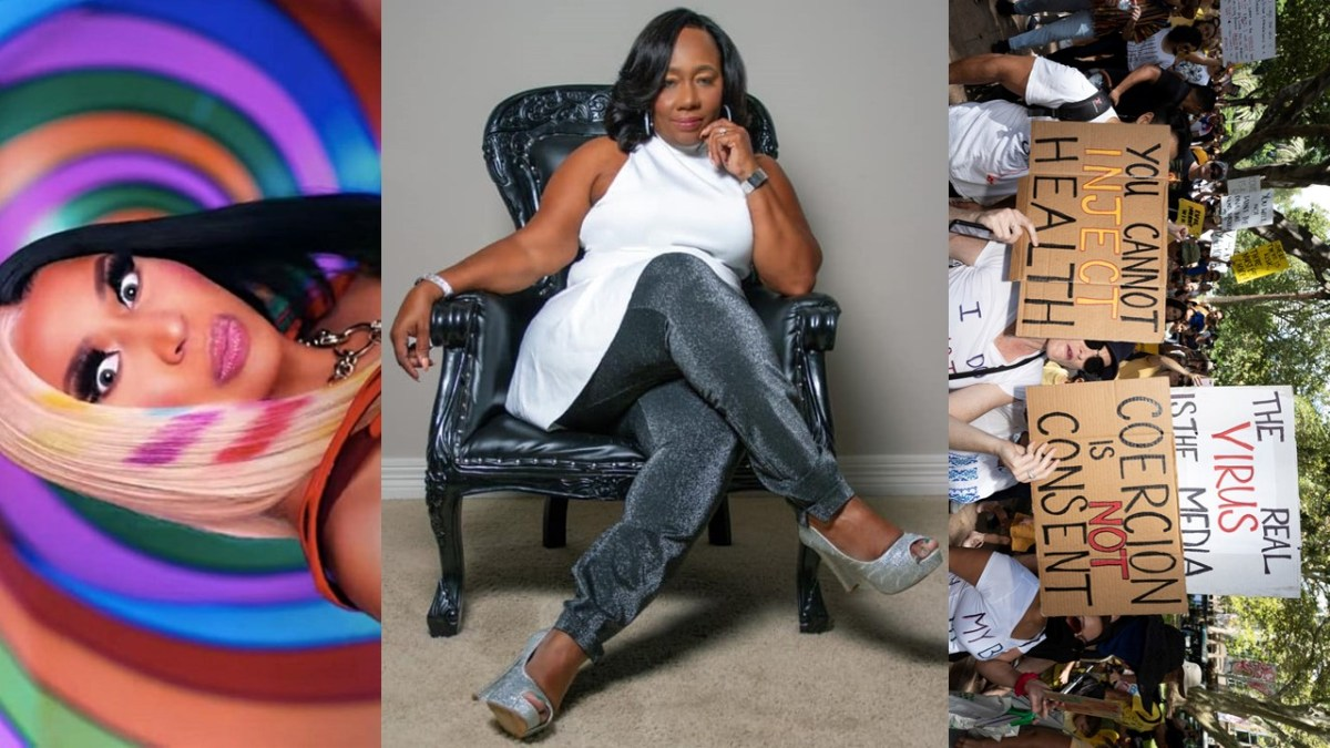 It's all about the COVID: Message from Managing Editor ReShonda Tate