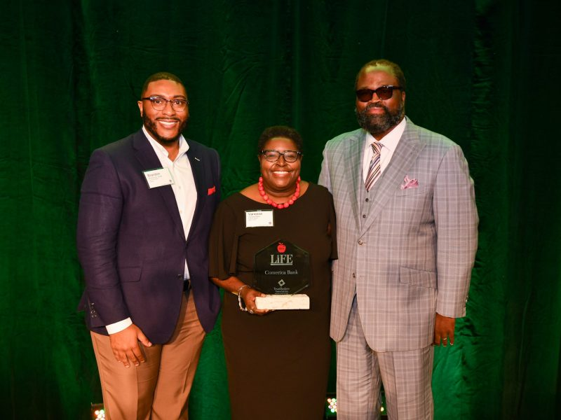 Comerica Bank earns 2021 Leaders in Financial Education Award Winner