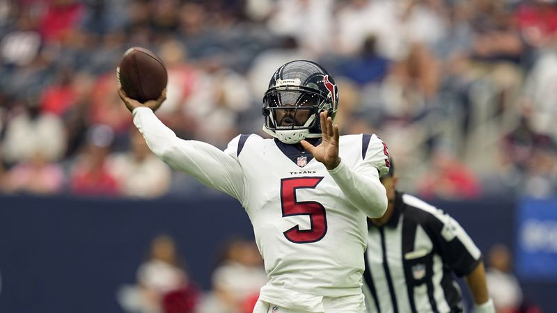 Upon further review, expectations for Texans should be higher