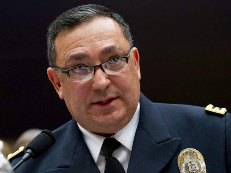 Art Acevedo to be fired from Miami police chief job after 6 months